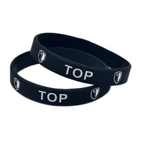 50PCS/Lot LOL Skill Silicone Wristband Bracelet With Saying ADC JUNGLE MID SUPPORT and TOP