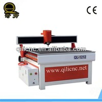 QILI advertising cnc router QL-1212 (company looking for agents in India)