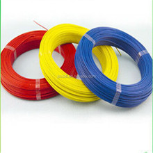 PVC insulated braided insulation electric wire