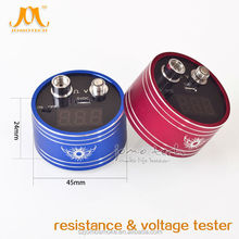 JOMO Newest Ohm Reader e cigs accessories ohm reader voltage reader cartomizer and atomizer ohm meter