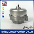 With 35 years experience Single foot unit bearing Aluminum Evaporator AC Fan Motor