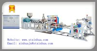 JP-750-120 plastic sheet extruded machine