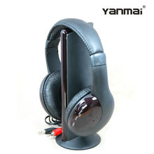 2013 hot selling fm wireless headphone/ headphone price 2013 /mp3 player headphone and computer accessory/computer headset