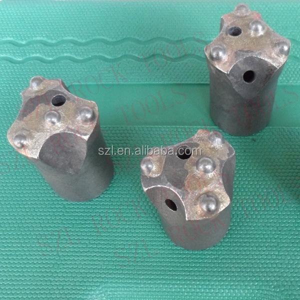 blast furnace tapping button bits made in china