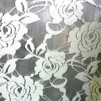 Tianhua french lace wedding dress fabric
