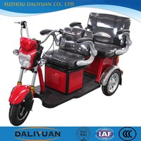 new electric passenger three-wheel motorcycle rear axle cargo motorcycles