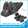 For XBOX ONE Controller Dual Charger Charging Dock Stand Station with Batteries / USB Charging Cable