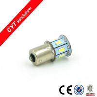 12V 1156 White LED Car Turn signal indicator light