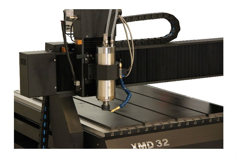 2D & 3D HD XMD48 CNC Routers, CE, 1250x2500 mm, 3kW