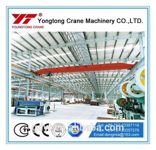 LDA type single box girder Overhead Crane /bridge crane log book