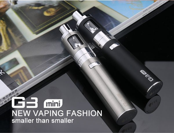 900mAh Low Ristance Lss G3 Mini Vapor Kit bestbest e cigarette