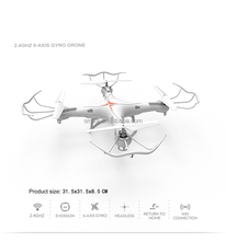 2.4Ghz 6 gyro remote control helicopter quadcopter gps flying drone