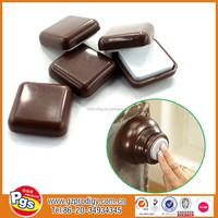 adhesive plastic glides / chair leg glides for home furniture / adhesive furniture circle glide