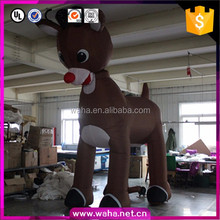 5m high inflatable cartoon donkey cartoon model replicas costume Christmas event decorations