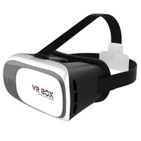 2017 hot sales 3d vr movies of vr box 2.0