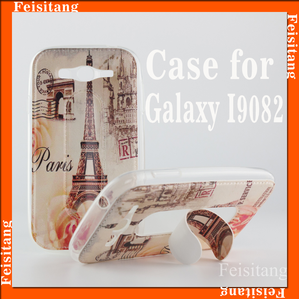 Fancy cell phone cover cartoon case for GALAXY Grand DUOS I9082