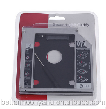 9.5 mm sata to sata Second HDD caddy