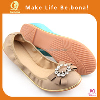 Handmade Flat Heel Shoes for Women