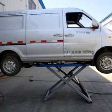 movable car lift stand vehicle service lifters for garages