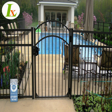 Export Oriented Manufacturer Strong Customizability Fence Fancy Gates