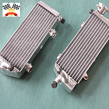 Management and quality first aftermarket motorcycle auto radiator