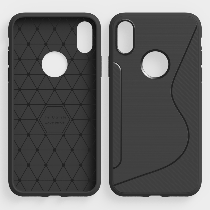 NS design mobile phone case for Iphone 8 tpu cases