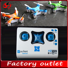 Can Customize 4CM Smallest than CX-10 Promotion nano drone toy OEM quadcopter pocket mini drone plane for sale