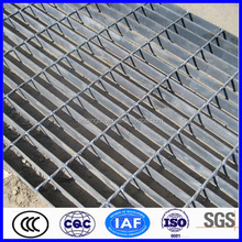 Supplier galvanized banded steel grating