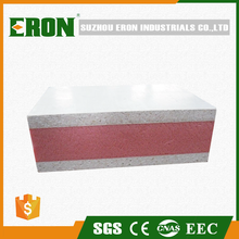 High quality eps concrete sandwich wall panel