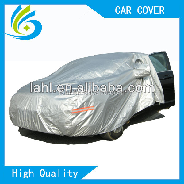 professional manufaturer peva fabric wholesale dustproof uv protection folding car cover