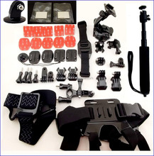 2015 New hot selling go pro accessories bundle for Go Pro 4/3+/3/2/1