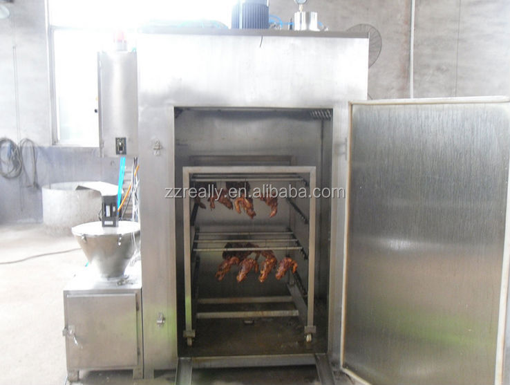 Stainless steel fish smoking oven paint curing oven grill for Smoking fish electric smoker