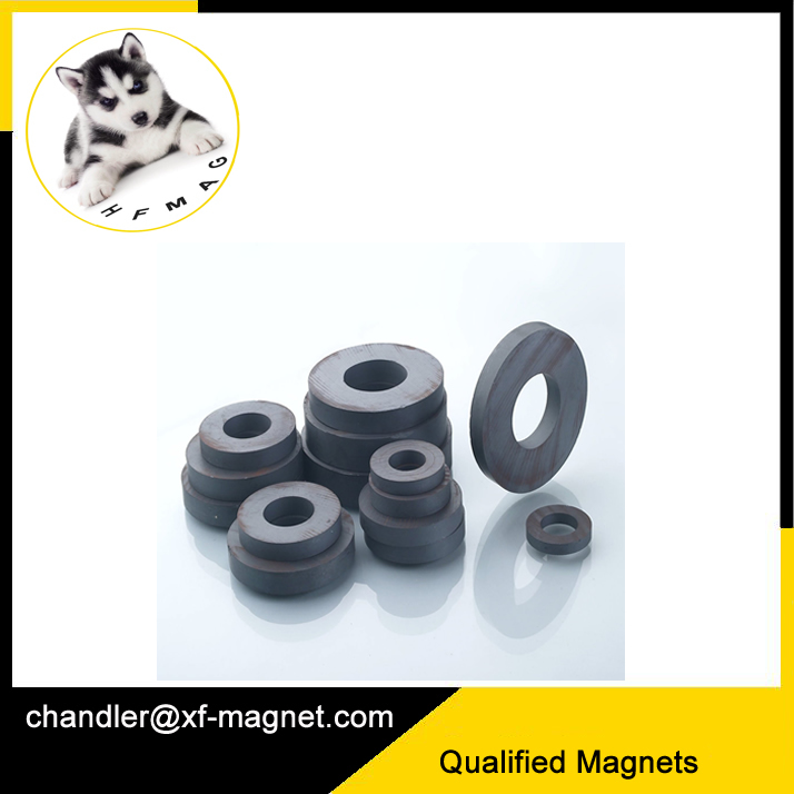 Industry Y20 Ceramic Ring Magnet free samples