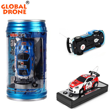 Colorful and Cheap Global Drone WlToys 2015-1A Mini Coke Can Racing RC Car High Speed Micro Remote Control Car Best Gift for Kid