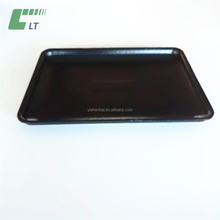 custom design plastic long tray for meat frozen chicken with good offer