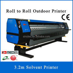 Cheap solvent printer in dubai for 512i print head