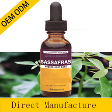 Sassafras oil 1 Oz Each (30ml) Premium Grade Scented Fragrance Oil By Crazy Candles (Minty Sweet Camphor Aroma)