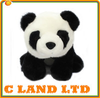 hot sale plush stuffed toy panda / plush baby panda toy