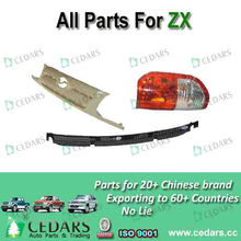 zx auto spare parts for all models