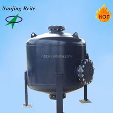 Water Purifier with activated carbon back wash filter and automatic Quartz Sand Filter