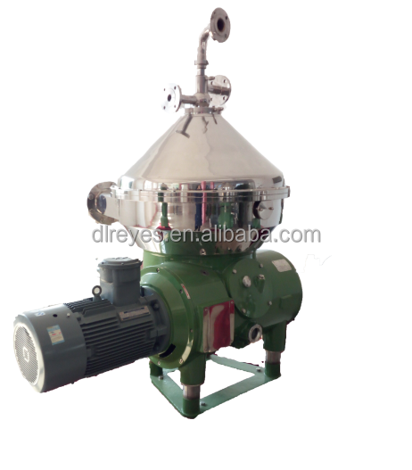 Factory price 3-phase disc stack centrifuge for palm oil