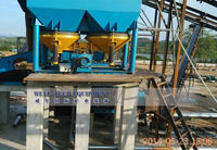coarse scheelite tungsten ore dressing equipment