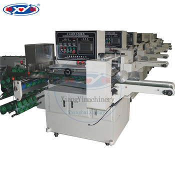 Handmade Soap Packaging Machine Price/Pillow Type Automatic Packing Machine/Cake Packaging Machine