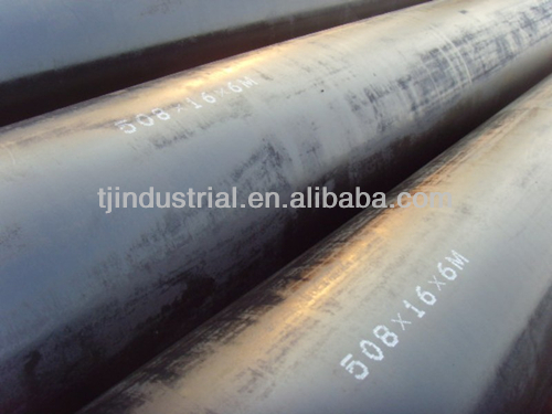 st 52.4 steel seamless pipe