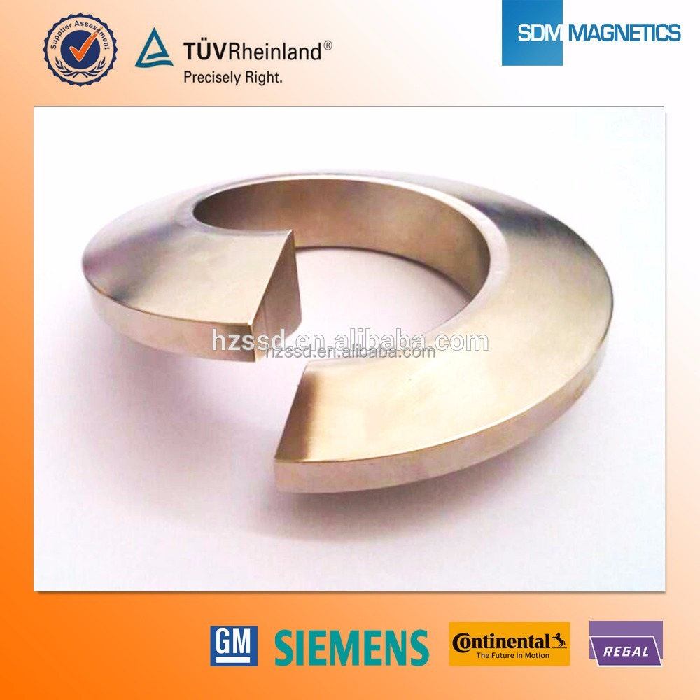 High Performance Magnetic Force Special Shapes Magnet