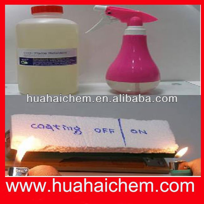 fire-retardant It is mainly used as epoxy resin polystyrene