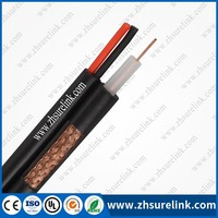 CCTV Cable Rg59 With Power