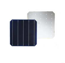 cell solar 156*156 high efficiency individual solar cell for export A grade