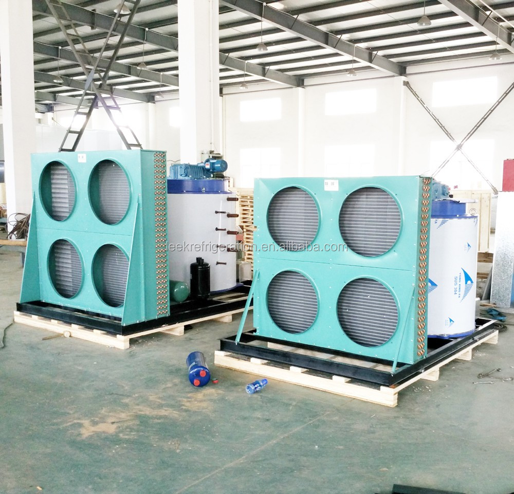 BTK series 10 tons commercial air flaked ice machine