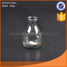 Hot sell glass reed diffuser for home decoration